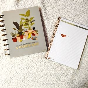 Happy Planner Plant A Happy Life Planner & Daily Paper
